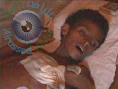 The death of the child Amr Altaworgy in prisons of Misrata