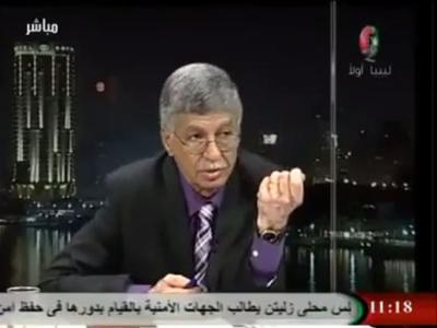 "The  head of the Libyan organization to combat corruption ""Mohammed Boukaiqis"" .. reveals the Libyan people's money theft"