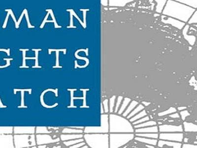 Human Rights Watch condemns the government violent reaction on the rebellion in Tripoli prison.. It calls to hold officials accountable