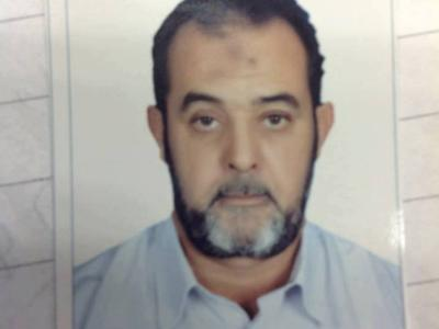 Financial services Monitor Alhaj Ali Shanab was lost in Tripoli on Saturday on 18/5/2013