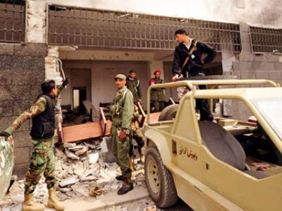 The survival of the captain of the Security Directorate in Benghazi from the assassination attempt